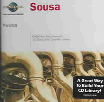 SOUSA:MARCHES BY PHILIP JONES BRASS E (CD)